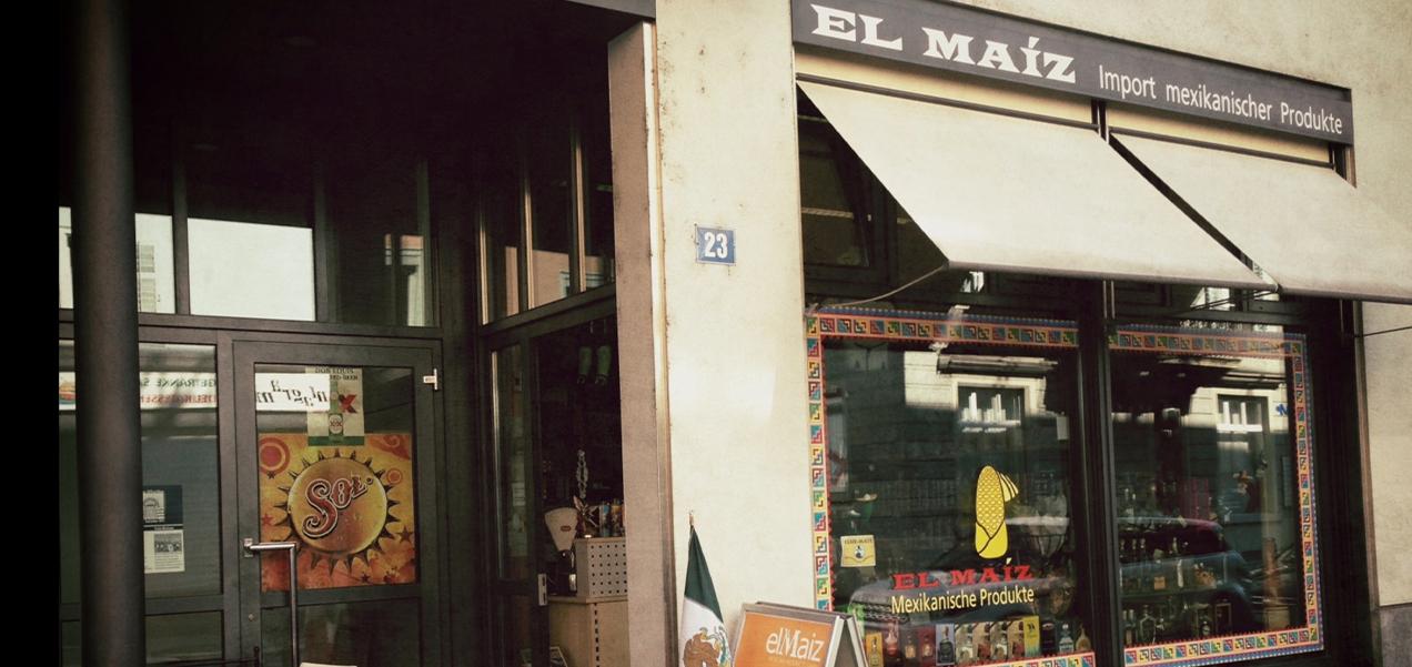 El Maiz Mexikanische Produkte